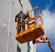 A1 Pressure Washing offers residential and commercial power washing.